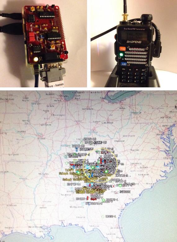 N9SIR • Amateur Radio Operator & APRS Station N9SIR-1 • EM86EA